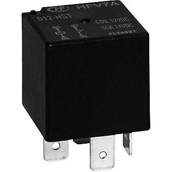Hongfa HFV7A/024-Z4TR Automotive relay 24 V DC 40 A 1 change-over