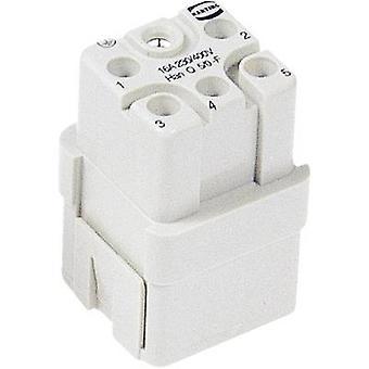הארטינג 09 12 005 3101-1 שקע inset האן® Q 5 + PE לחיצה 1 pc(s)