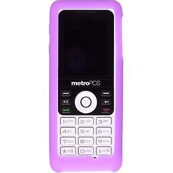 Wireless Solution Silicone Gel Case for Kyocera Melo S1300, Jax - Purple