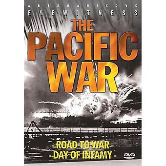 Eyewitness: The Pacific War [DVD] USA import
