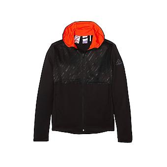 Adidas Boys Hooded Jacket