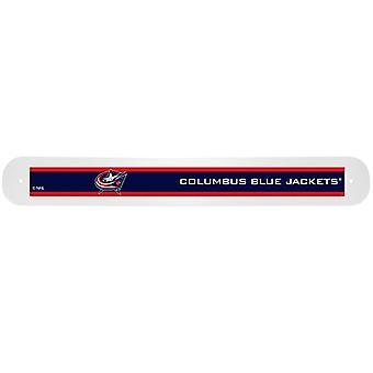 Columbus Blue jachete NHL Travel periuță de dinți cauza