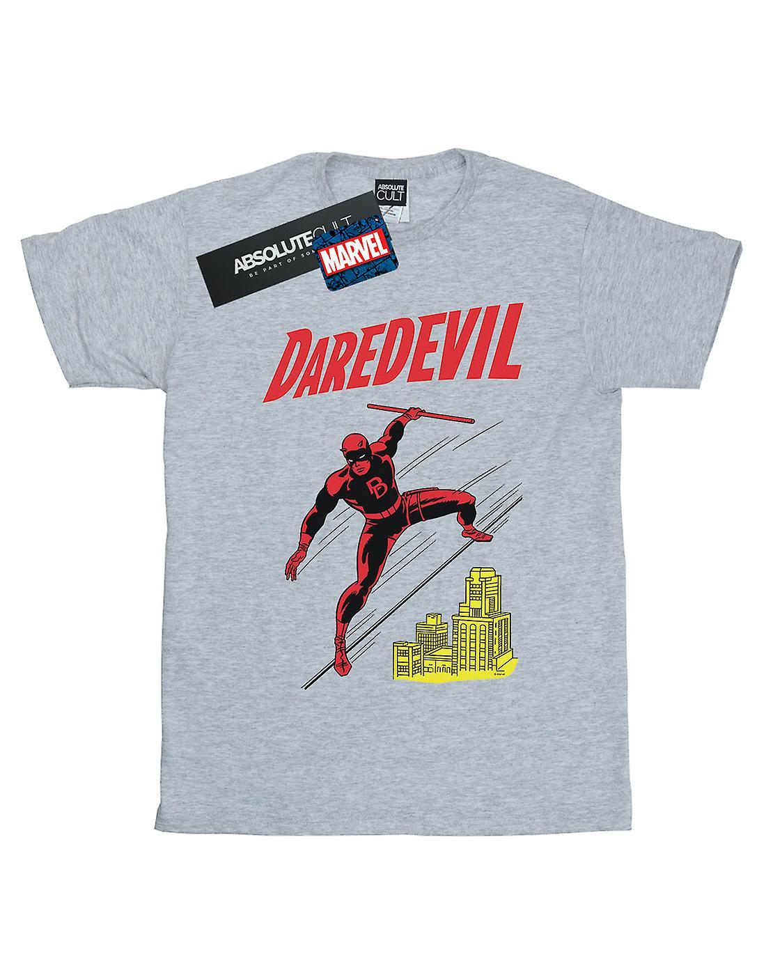 Marvel Boys Daredevil Rooftop T-Shirt