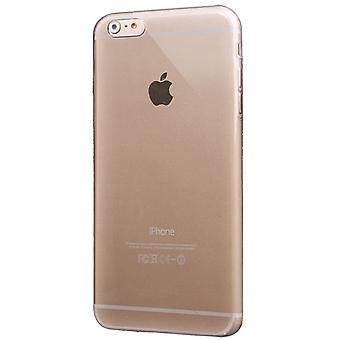 حالة شفافة - iPhone 6 / 6s - 0,4mm
