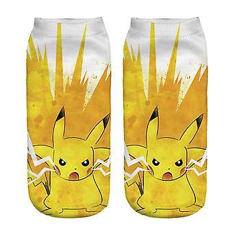 Pokémon Ankle Socks No. 12