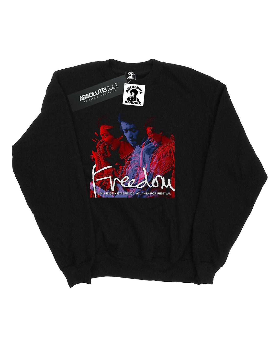 Jimi Hendrix Women's Atlanta Freedom Sweatshirt