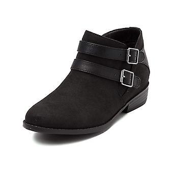 Kids Madden Girl Girls Kest Ankle Zipper Chelsea Boots