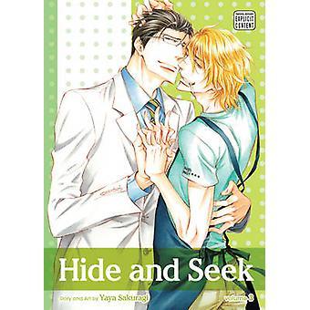 ハイドアンド シーク - ヤヤ桜木 - 9781421579689 本でボーイズラブ漫画