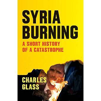 Syrii spalanie - krótka historia katastrofy przez Charles Glass - Pa