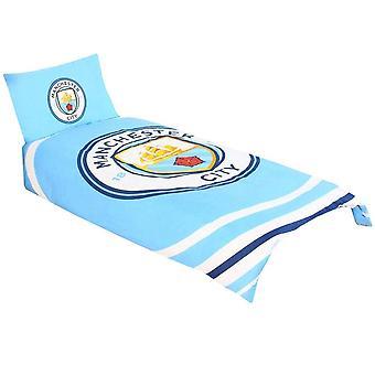 Manchester City FC Puls einzigen Bettdecke Set