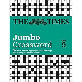 I tempi 2 Jumbo Crossword Book 9 (parole incrociate)