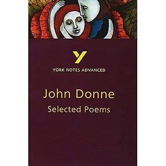 York anteckningar på John Donnes utvalda dikter: studera anteckningar (York Anteckningar Avancerad)