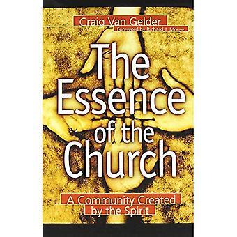 Das Wesen der Kirche: eine Gemeinschaft geschaffen, durch den Geist