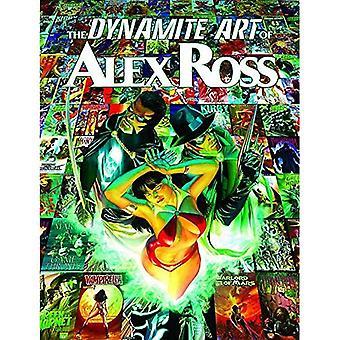 De Dynamite kunst van Alex Ross HC