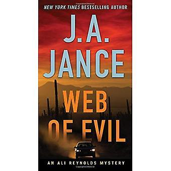 Web of Evil (Ali Reynolds)