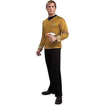 Star Trek Gold Shirt Adult
