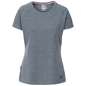 Trespass naisten Benita aktiivinen lyhythihainen Quick Dry T-paita