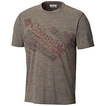 Columbia Trinity Trail 20 AM0688053 t-shirt universel pour hommes d'été