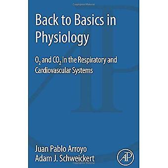 Back to Basics en physiologie: O2 et du CO2 dans les systèmes respiratoires et cardiovasculaires