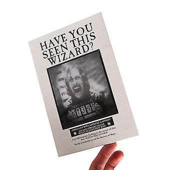 Wizarding World Harry Potter Video Motion Lenticular Notebook