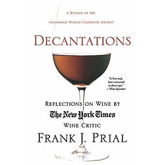 Decantations by Frank J Prial - 9780312302627 Book