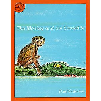 The Monkey and the Crocodile - A Jataka Tale from India by Paul Galdon
