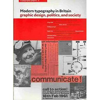 Typography Papers 8 - 8 (8th) by Hyphen Press - 9780907259398 Book