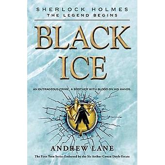 Black Ice by Andrew Lane - 9781250036544 Book