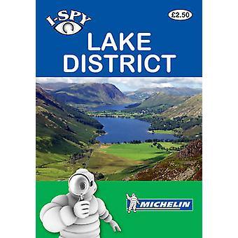 i-SPY Lake District by i-SPY - 9782067159488 Book