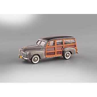 Brooklin Limited Bml23 1948 Ford V-8 Station Wagon