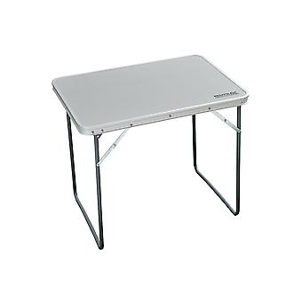 Regatta Matano Folding Camping Table - Lead Grey