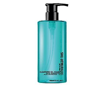 Shu Uemura puhdistuksen Oil Shampoo anti öljy supistava puhdistaa 400 Ml Unisex
