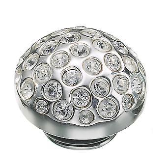 KAMELEON Crystal Orb argent sterling JewelPop KJP380