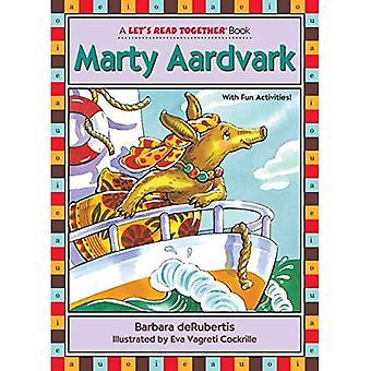Marty Aardvark (Let's Read Together)