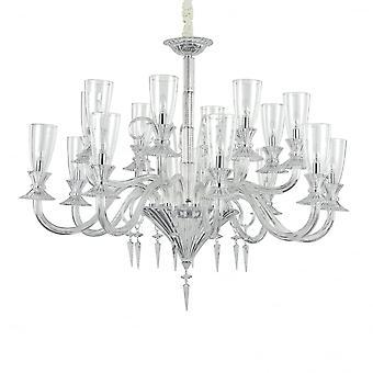 Ideale Lux Beethoven 1 lamp hanger Light6