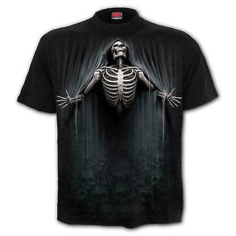 スパイラル - 解放 - メンズTシャツブラック