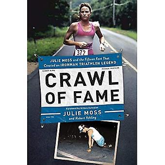 Kruipen van roem-Julie Moss en de vijftien voeten die een Ironman Triathlon legende creëerde