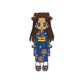 Patch - Negima - Chibi Konoka Iron On - Anime - Licensed - ge7181
