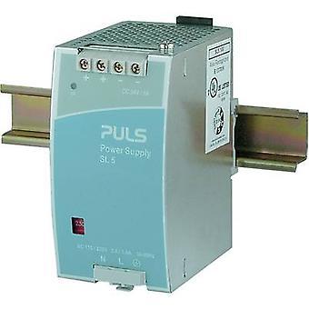 PULS SilverLine SL5.100 Rail mounted PSU (DIN) 24 V DC 5 A 120 W 1 x