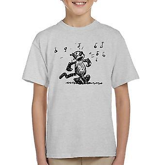 Krazy Kat Singing Kid's T-Shirt