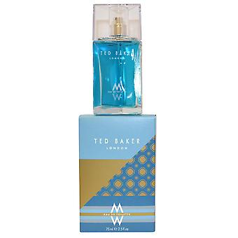 Ted Baker M Eau de Toilette Spray 75ml