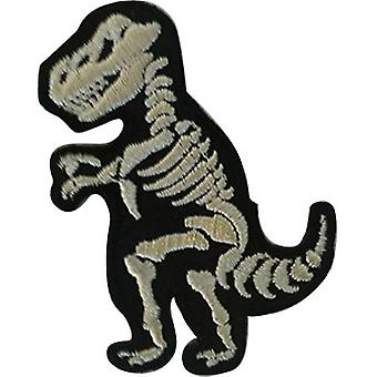 Aufnäher - Dinosaurier - X-ray T- Rex Icon-On p-dsx-4809