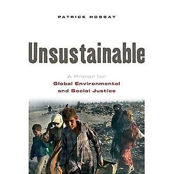 Unsustainable: A Primer for Global Environmental Justice