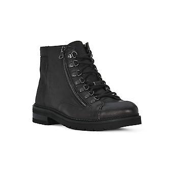 Exton Black Ram Shoes
