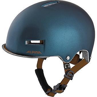 Alpina Grunerlokka cykelhjelm / / blå