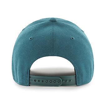 47 العلامة التجارية Snapback كاب -- MVP المعدنية نيويورك يانكيز المحيط الهادئ الأخضر