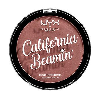NYX PROF. MAKEUP California Beamin Face & Body Bronzer-Beach Bum