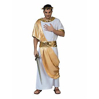 Senator roman mäns kostym Caesar Gud Zeus mäns kostym