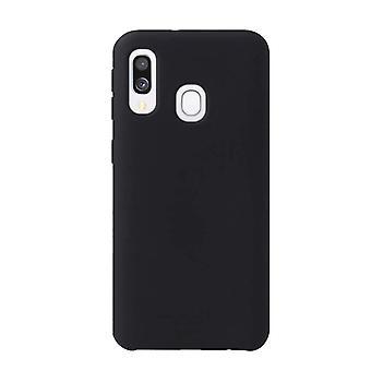 Black Samsung Galaxy A40 Case