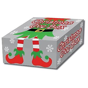 Christmas Eve box jul Elf design